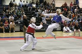 tae kwon do competition