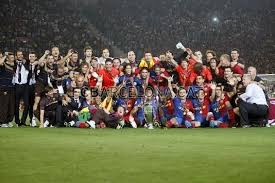fc barcelona champions league 2009
