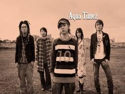 aqua timez wallpaper