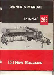 new holland hayliner