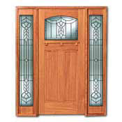 arts and crafts front doors