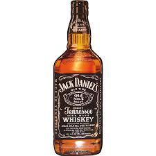 bouteille de jack