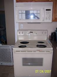microwave over stove