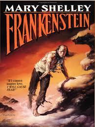 mary shelley frankenstein book