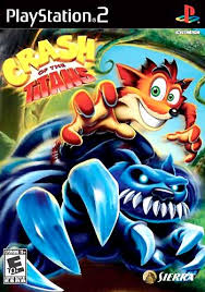 crash titans ps2