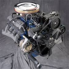 1966 ford mustang engine