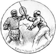 elizabethan fencing