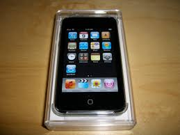 my new ipod touch