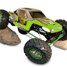 nitro rc rock crawler