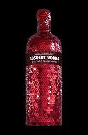botella de vodka