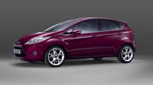 new ford fiesta pictures