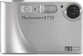 hewlett packard photosmart r725