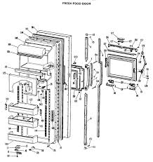 partes de un refrigerador
