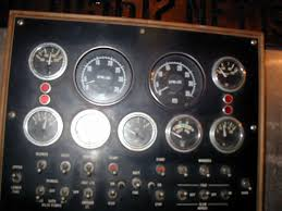 instrument panel gauges