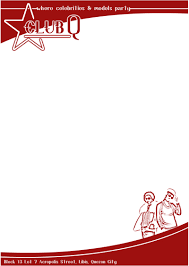 letterhead designs samples