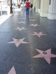 hollywood boulevard star