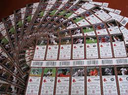 red sox season ticket