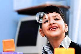 photos of children with autism