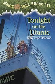 magic tree house tonight on the titanic