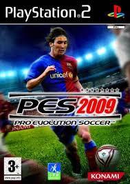 ps2 pro evolution soccer 2009