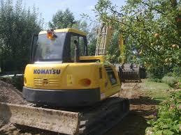 komatsu pc75