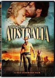 australia nicole kidman dvd
