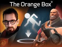 the orange box games