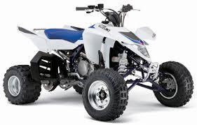 quad suzuki 450