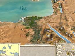 rome total war map