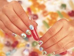 childrens nail art