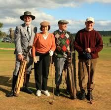 golfing wear