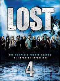 lost 4 season dvd