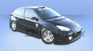 ford focus zx3 body kits