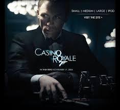 007 royale