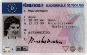 eu driving license
