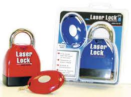 laser locks