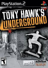 ps2 tony hawks