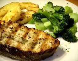 halibut steaks