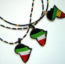 africa necklaces