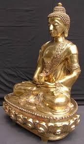 brass buddhas