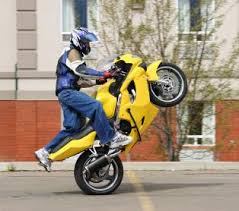 motorcycle stunt bikes