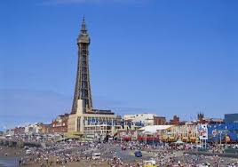 blackpool amusement park
