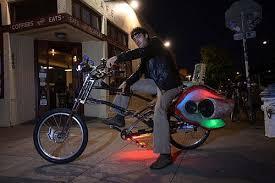 cycle powered