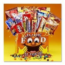 junk food pictures