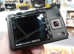 kodak easy share z 8612 is