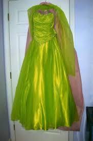 lime green formal dresses