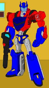 optimus animated