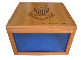 military hat box