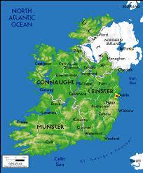 dublin map ireland