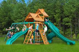 childrens play structures